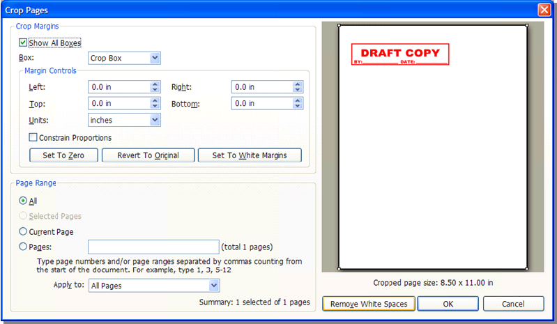 How to Add Stamp to PDF Document Easily