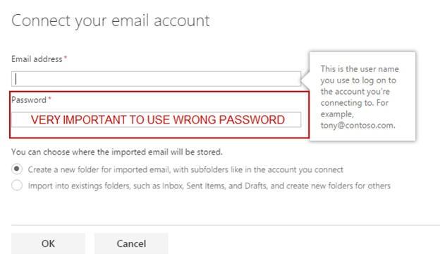 Outlook.com Go Daddy POP Email Setup